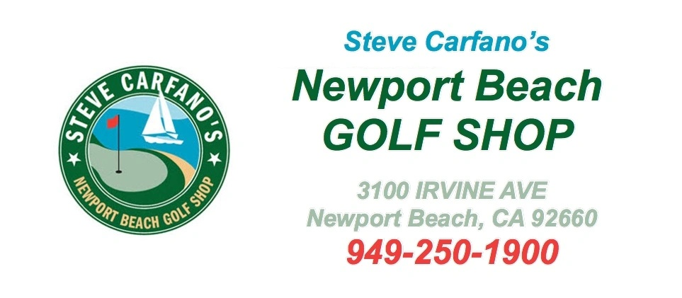 Newport Beach Golf Shop