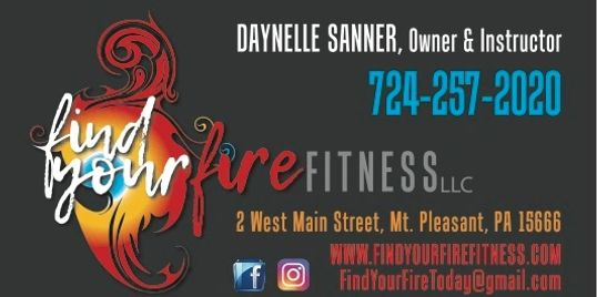 Image result for find your fire fitness