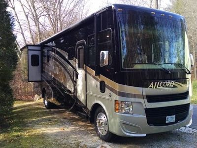 2016 Allegro 32SA Motorhome, LOW MILES, EXCELLENT Condition! A Must SEE!!!