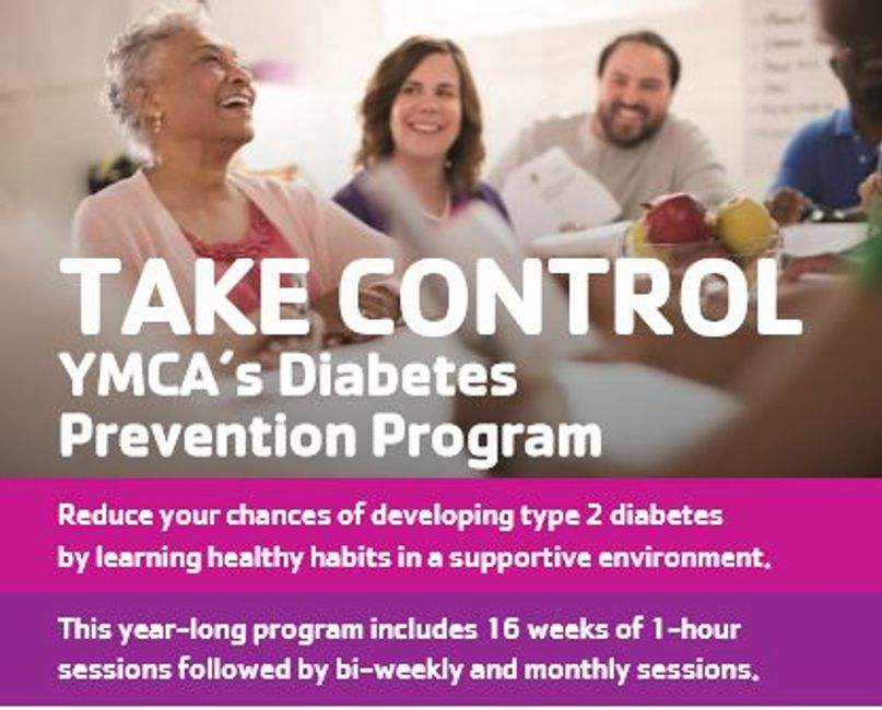 YMCA YMCA's Diabetes Prevention Program