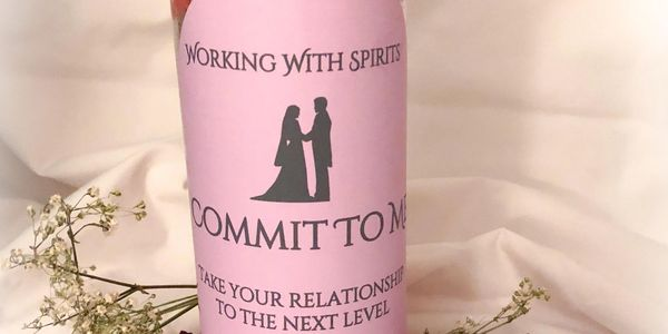 Commit To Me Candle