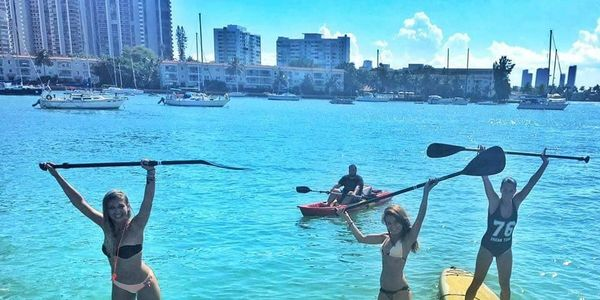 stand up paddle boards, sup, stand up paddle surfing, paddleboard miami beach, Miami Beach Paddle