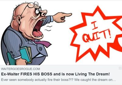 Fire Your Boss.