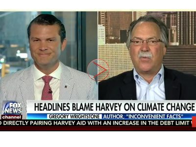 Fox News Climate Change Interview