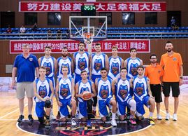 China Basketball tours- Elite Euro Talent