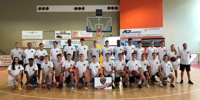 1st Elite Euro Talent edition, Italy, 2018