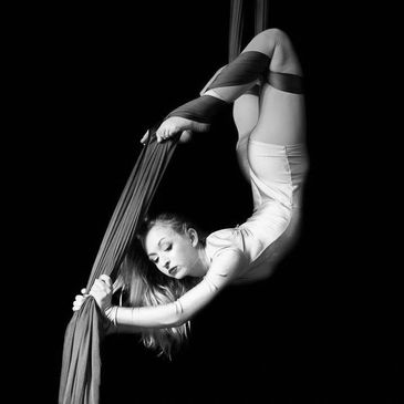 Aerial Silks Class Descriptions at Vertical Pole Studio in Navarre beach, Floirda