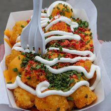 The Totterie Tater Tots DC Virginia Oasis Concessions Food Vendor