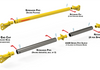 Spreader Bars from 2' - 16'