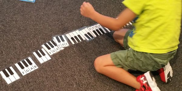 Preschool Music Off-Bench Learning Is Child's Play