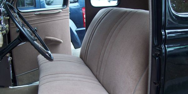 Antique and Classic Car Upholstery