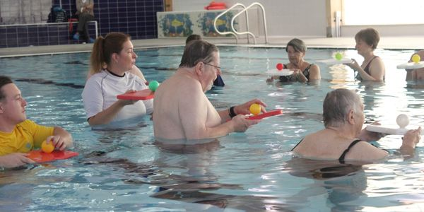 Why use therapeutic aquatic exercise for musculoskeletal problems?