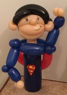 Superman for the Superman in your life! This one is a large bottle of Beer provided by the customer