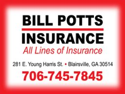 Bill Potts Insurance - Blairsville, GA