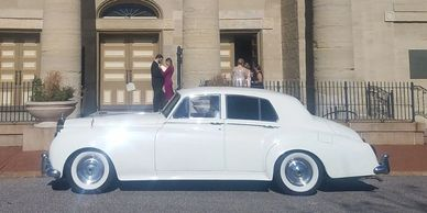 Looking for the perfect wedding or after wedding vehicle?  Our vintage cars are the perfect choice.