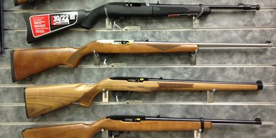 RIMFIRE, RIFLES, RIM-FIRE, RUGER 10-22, BOLT ACTION, 22 SPORTER, .22LR, 17HMR,