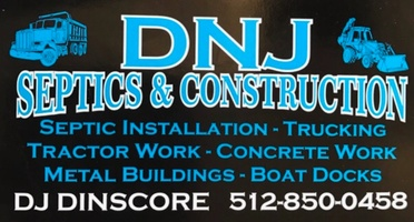 DNJ Septics & Construction
