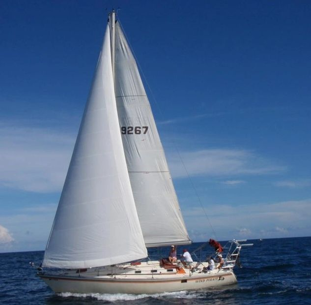 Sailing Charter Fort Lauderdale, Sail, Fun things to do, boating, boat, cruise, Ft. Lauderdale