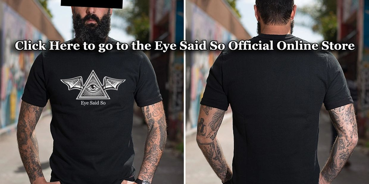 Eye Said So Official Online Store
