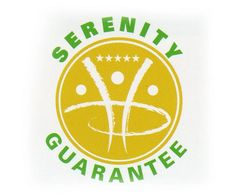 Hydropool serenity guarantee badge