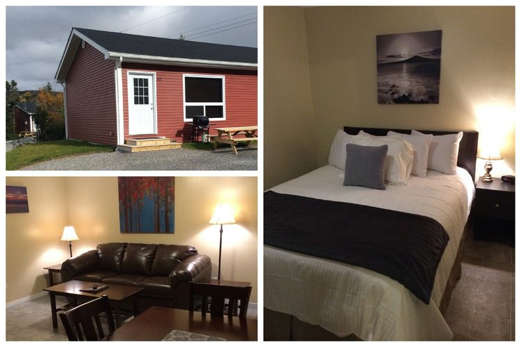 Gros Morne Cottages - beautiful accommodations in Rocky Harbour, NL - Gros Morne National Park