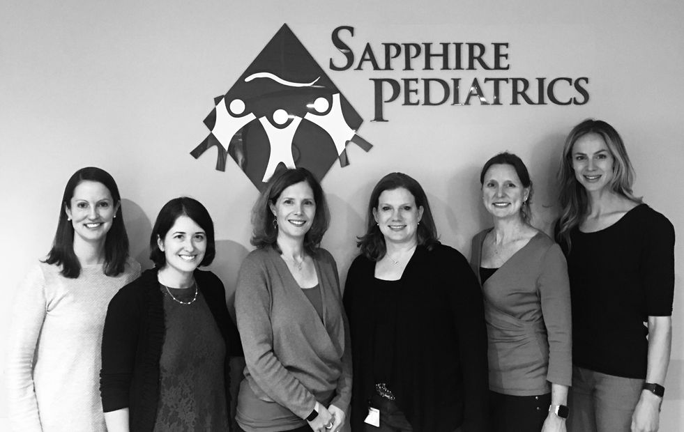 From Left to Right- Dr. Dahab, Amy Campbell, Dr. Larabee, Dr. Humphreys, Dr. Lacey, Courtney Alberts