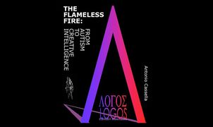 THE FLAMELESS FIRE  was published by Logos Research in Quincy (MA) in 2002 and printed in the same y