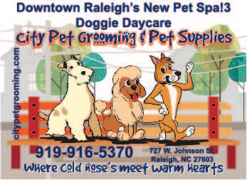 City Pet Grooming & Supplies