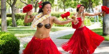 hula shows, hula dancers