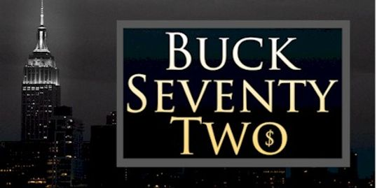Buck Seventy-Two, A Destiny of Will