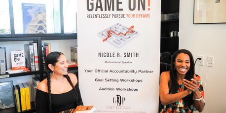 Game On! Book Launch with Kimmy B from Hits