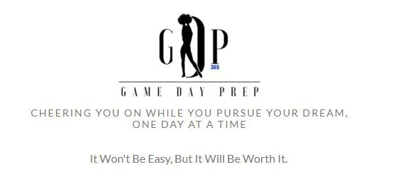 Game Day Prep Logo