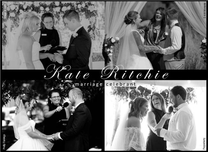 Kate Ritchie Marriage Celebrant