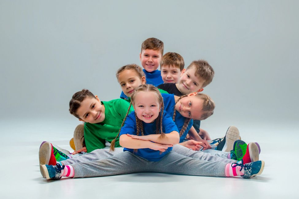 Affordable and fun Hip Hop dance class for children in Dracut, MA dance studio.