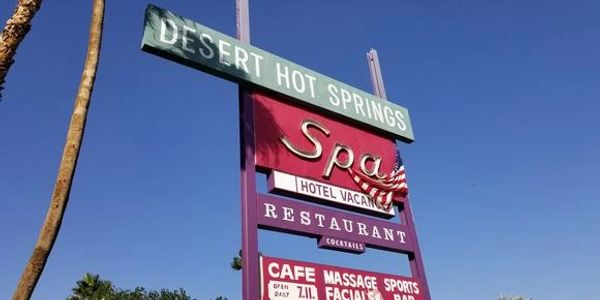 Desert Hot Springs Spa