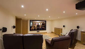 garage  conversion and refurbishment locks heath