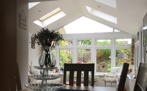conservatory by Becheley Building Maintenance Locks Heath