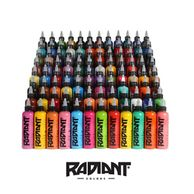 RADIANT TATTOO INK RADIANT COLORS TATTOO BEST TATTOO INK