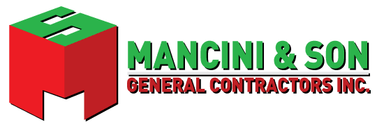 Mancini and Son General Contractors inc.