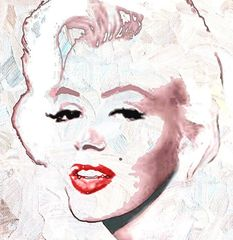 actress, celebrity, marilyn monroe, portrait, home decor, prints for sale, wall art, wall decor