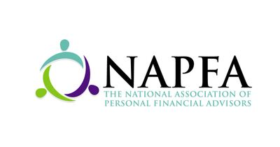 Registered NAPFA Member National Associaton of Personal Financial Advisors Fiducary fee only