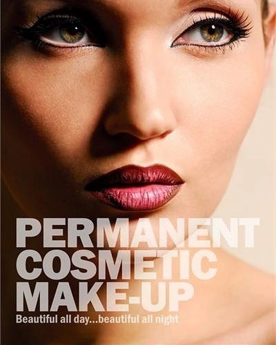 Permanent Cosmetic Make-Up in White Iris Salon in Clearwater, Tampa, Safe Harbor, St. Peterburg