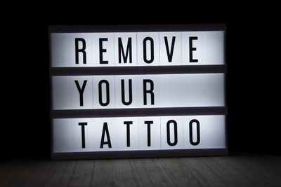 Remove your Tattoo with White Iris Salon in Tampa scar camouflage permanent