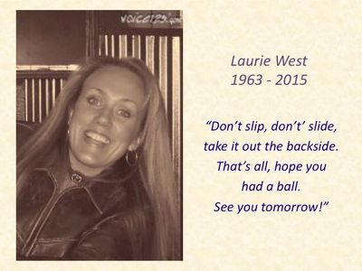 Laurie West