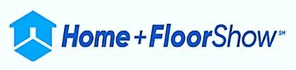 home and floor show  dubuque iowa logo link