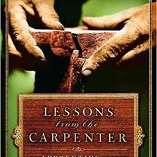 Book Cover Lessons from the Carpenter