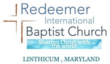 Redeemer International Baptist Church