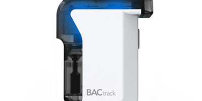 BACtrack -  Handheld Breathalyzer with Facial Recognition