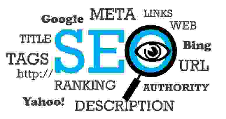 Search engine optimization terms.