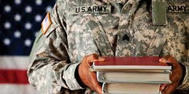 #veteraneducation #jobtraining #skills #workshops #careerguidance #wholelife  #books #USArmy
